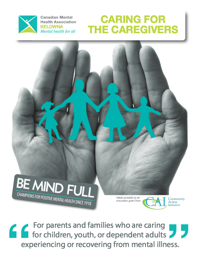 Caring for the Caregiver Info