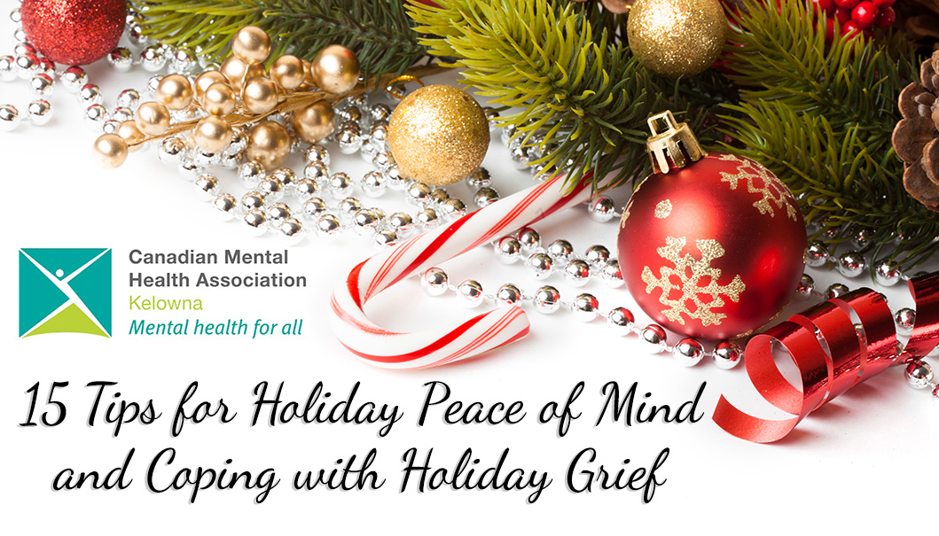 Holiday Tips Mental Health