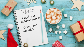 Avoid the Holidays Blues This Season