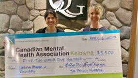International Women's Day Fundraiser Raises $5,500 for Foundry Kelowna