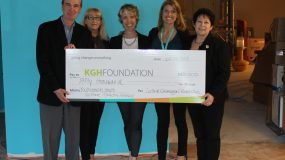 Central Okanagan Foundation Gifts $50,000 to Support New Youth Mental Health Centre in Kelowna