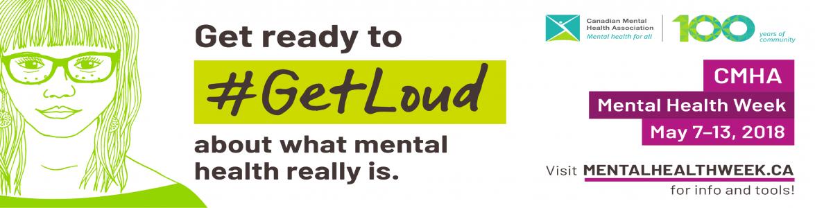 Mental Health Week 2018