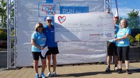 SHOPPERS LOVE. YOU. Run for Women raises $65,000