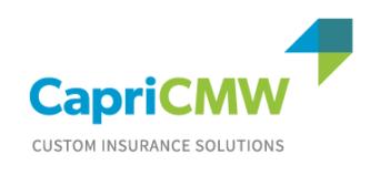 Capri CMW custom insurance solutions (logo)