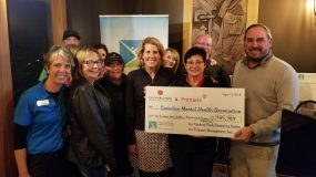 Fourth time the best round for Orchard Park Shopping Centre mental health fundraiser