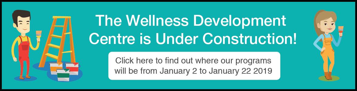 Wellness Development Centre Closure