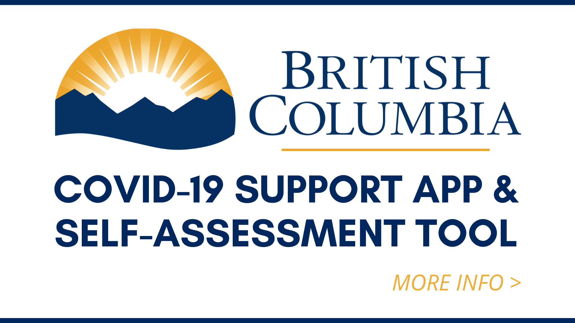 Government of British Columbia COVID-19 Supports