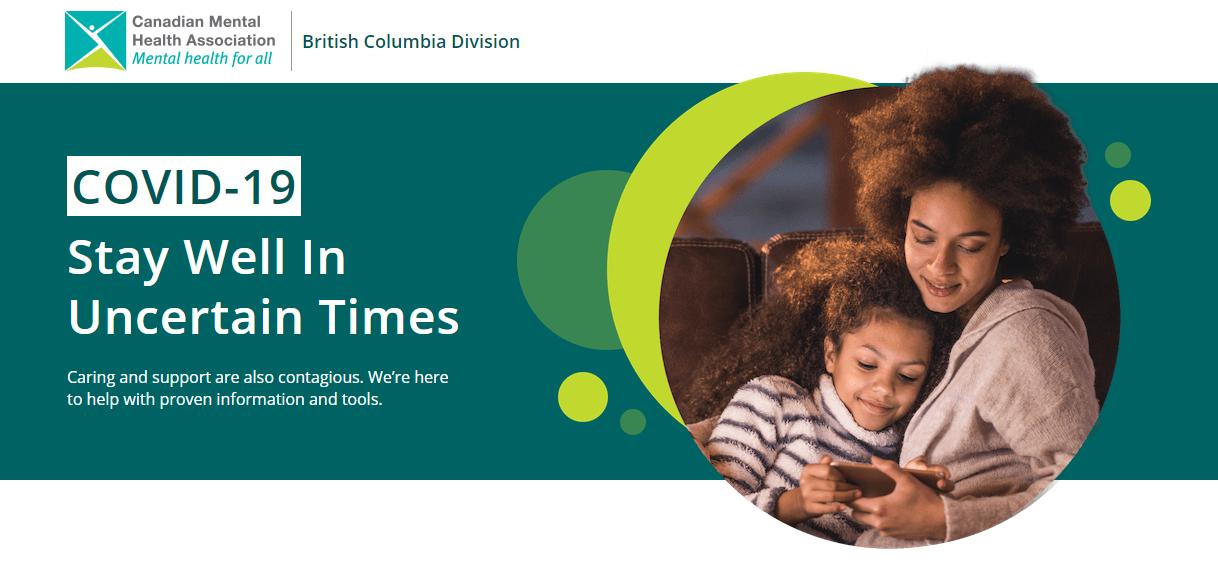 Canadian Mental Health Association British Columbia Division