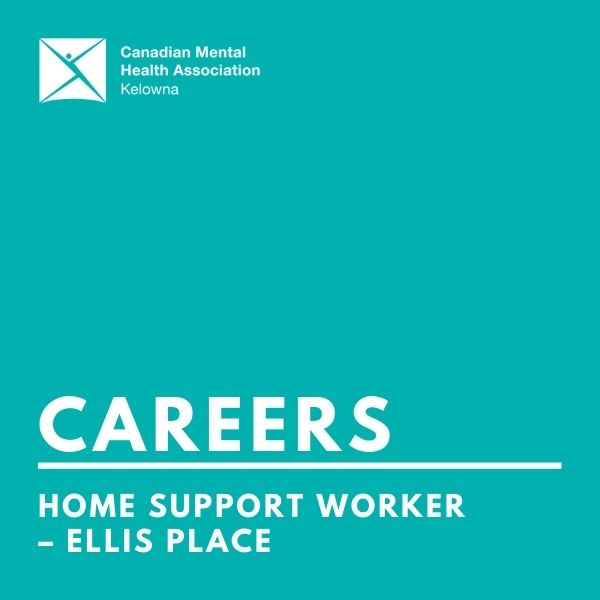 CMHA home support worker - ellis place (infographic)